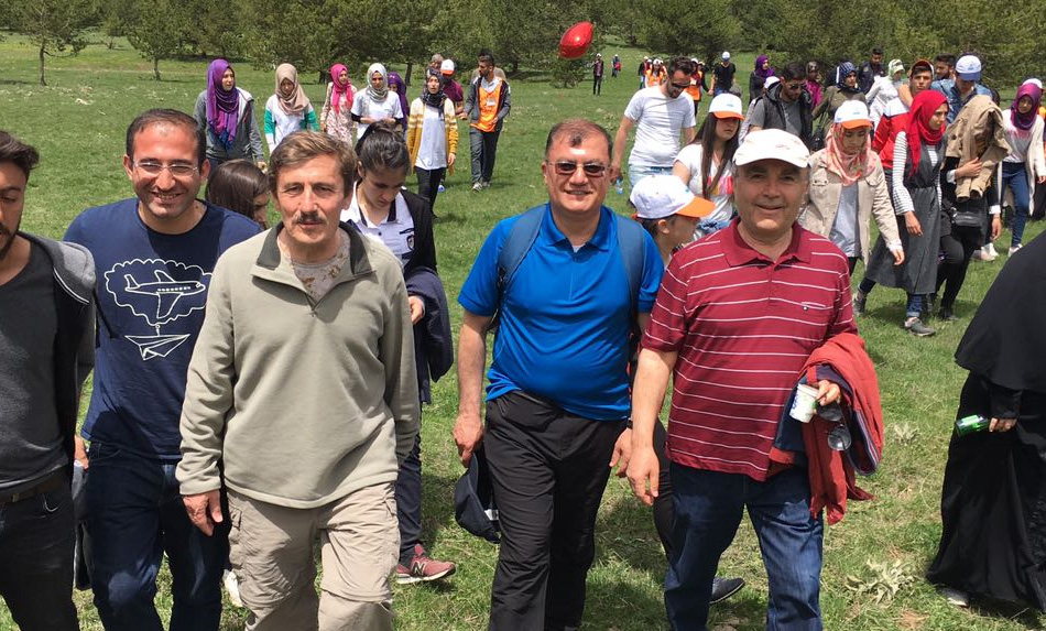 Erzincan Dumanlı Gençlik ve Doğa Festivali