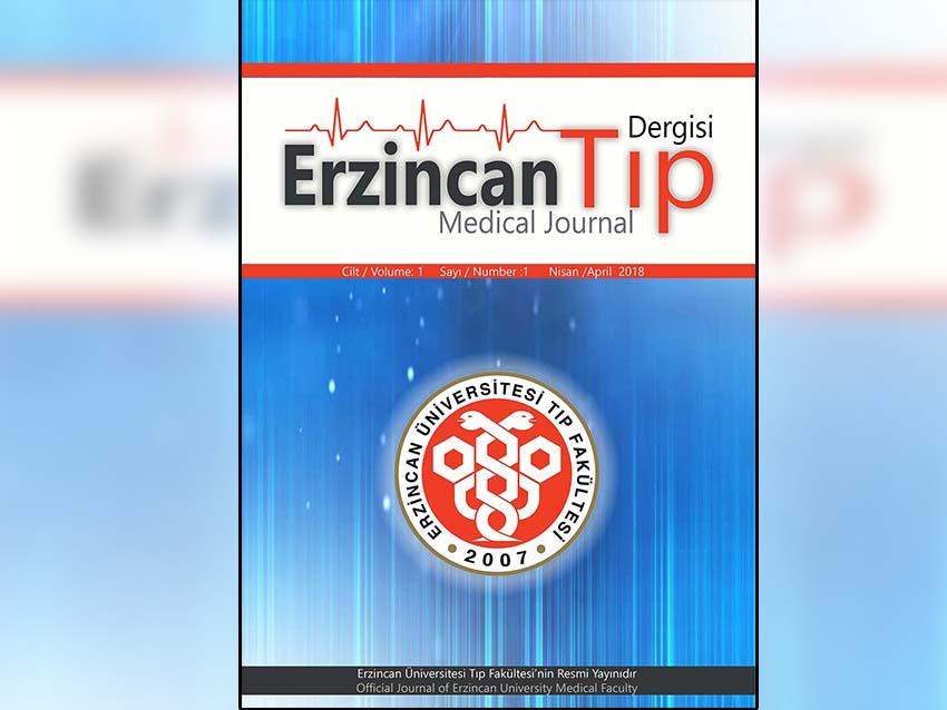 Erzincan Tıp Dergisi Yayın Hayatına Başladı