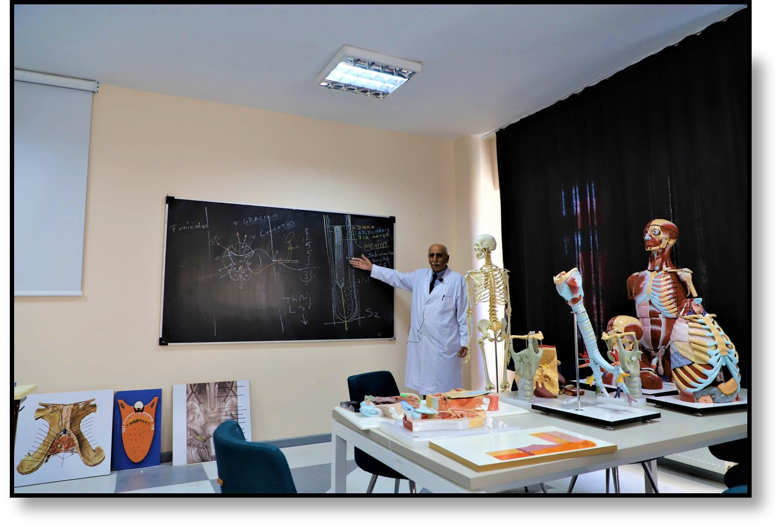 Anatomi Laboratuvarı